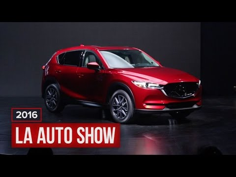 Mazda CX-5 sports a new upmarket design