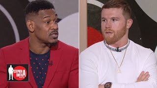 Canelo Alvarez, Daniel Jacobs talk mindset ahead of May 4th bout | Stephen A Smith Show