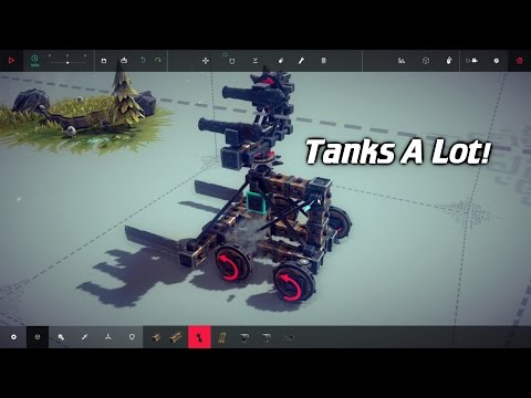 Besieged Episode 02 Turret Functionality