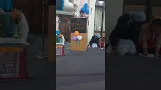 Indian Sikh Student Speak About Women | Gurbani | Sikh Girl speech |