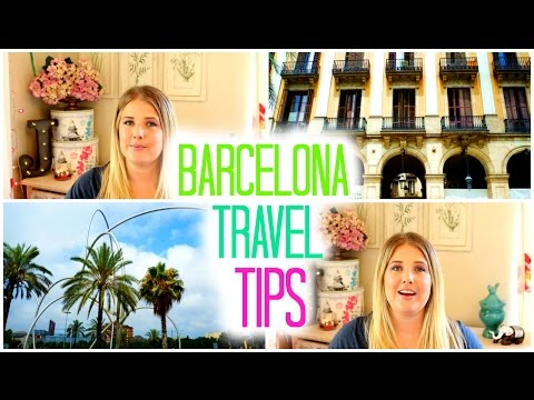 Barcelona Travel Tips | Jessica Pearce