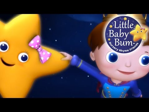 Twinkle Twinkle Little Star | Nursery Rhyme | The Prince And...