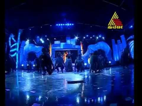 Radhika pandith Stage performence.