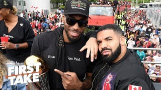 Kawhi could stop LeBron from winning multiple titles for the Lakers – Max Kellerman   First Take