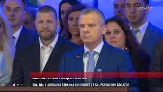 OVO SU IZBORNI GUBITNICI (08 10 2018)