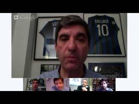 World Communication Forum: Politica in rete - hangout con Pinuccio, Riotta, Civati, Giuntella -