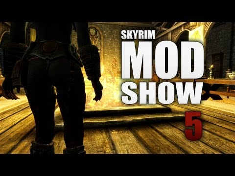 Skyrim Mod Show #5 - FR : Sombretour, Regal Assassin, Sleek Steel ...