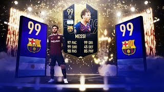 THE BEST TOTY PACK EVER!! 😱👏- LUCKIEST FIFA 19 PACK OPENING REACTIONS COMPILATION #14