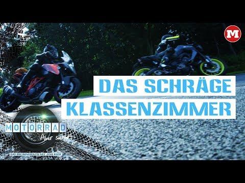 Das schräge Klassenzimmer – Motorrad: Aber sicher! – Das Magazin