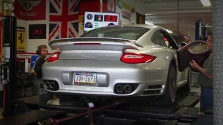Fabspeed motorsport viyoutube fabspeed motorsport porsche 997 2 turbo performance package dyno testing publicscrutiny Choice Image