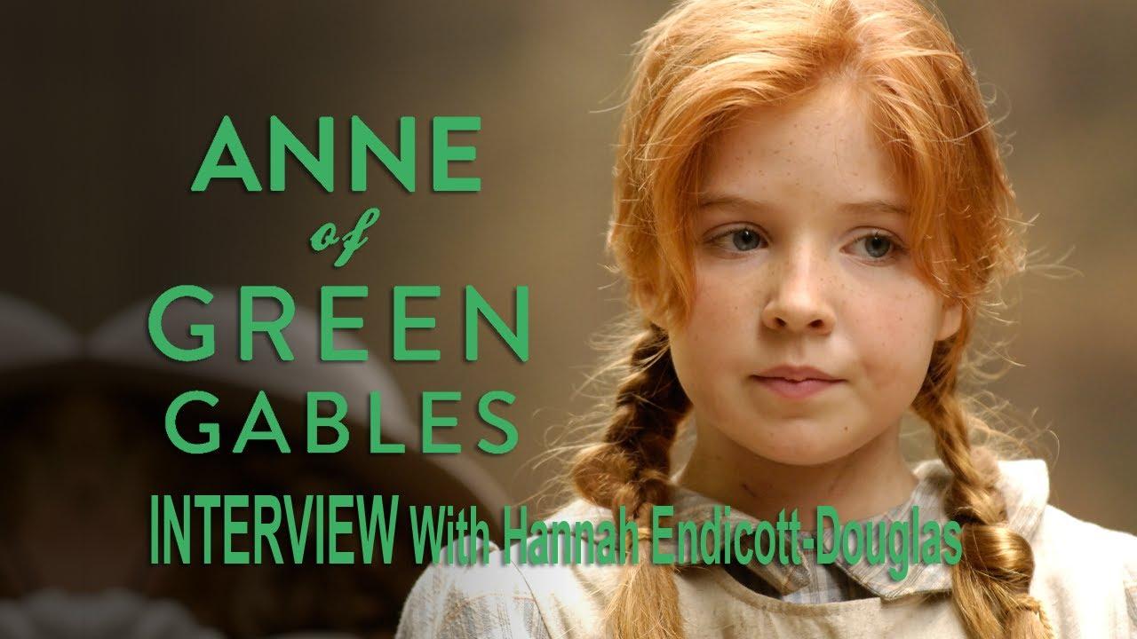 Hannah Endicott Douglas As Anne Shirley Youtube