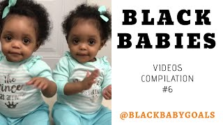 BLACK BABIES Videos Compilation #6   Black Baby Goals