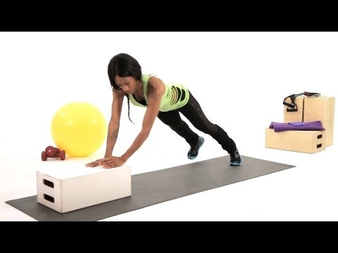 How to Do an Up & Over Box Jump | How to Do Plyometrics