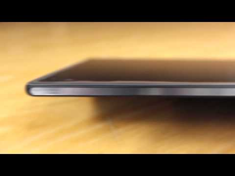 Unboxing of the Sony Xperia Z2 Tablet