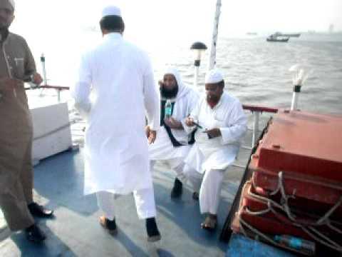 Shaikh Ayed Al Qarni in Mumbai India