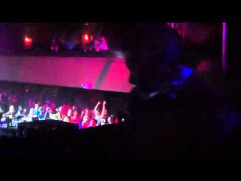 DJ Eddie Martinez Spinning @ WORK! NYC PRIDE 2011 at Roseland Ball Room