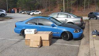 Turbo Civic: $350 worth of Upgrades