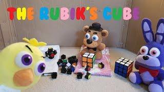 FNAF Plush Episode 90 The Rubik's Cube