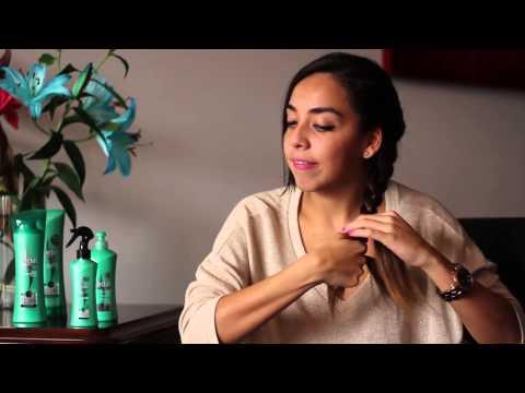 DIY Michelle Cruz - Peinado Fácil (Trenza)
