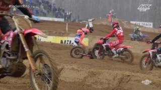 JEFFREY HERLINGS/TIM GAJSER HUGE CRASH Internazionali MX Round 3 - OTTOBIANO