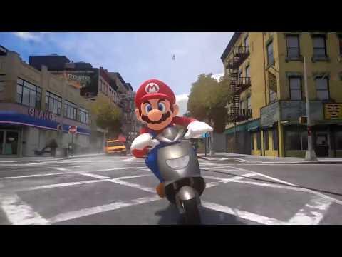 Super Mario Odyssey Gamplay