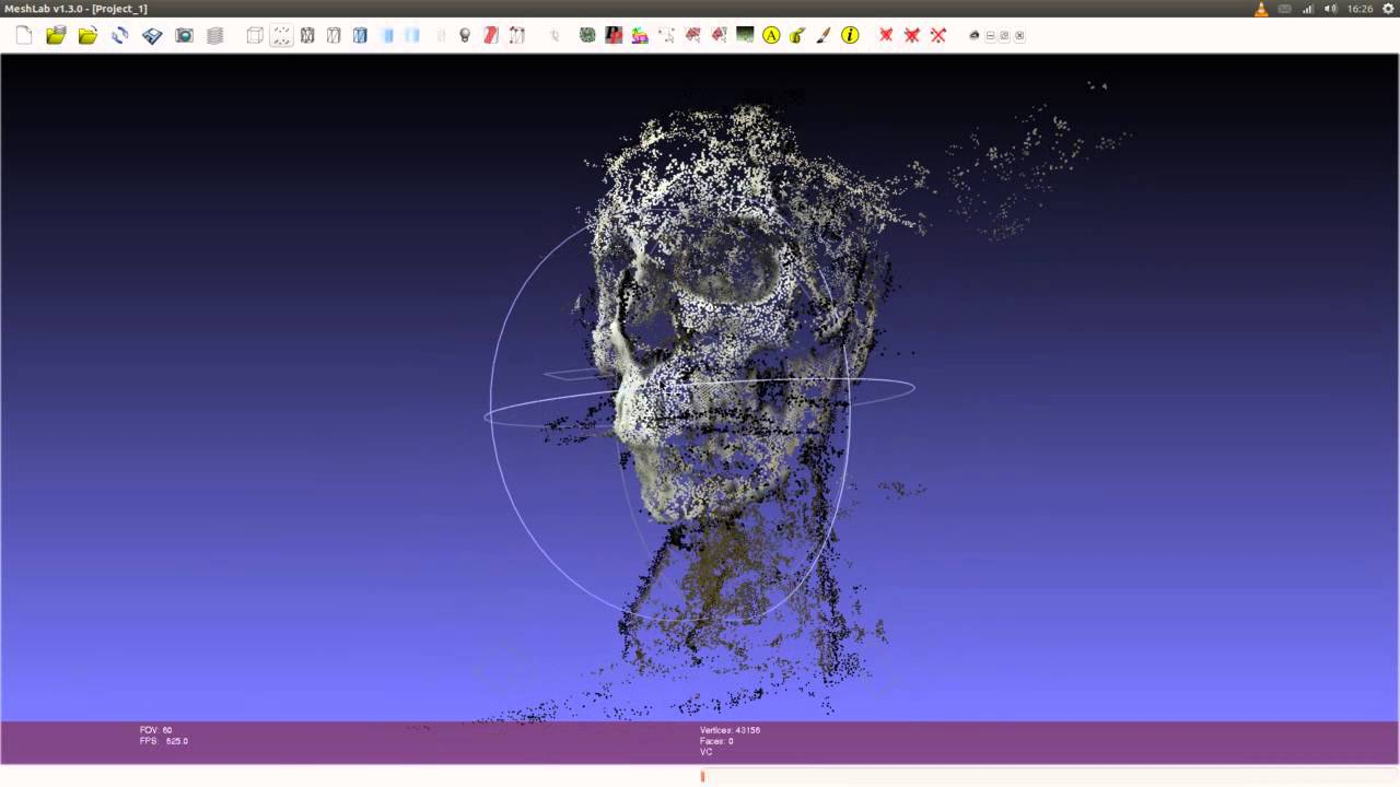 Converting a video into a 3D mesh with free software - YouTube
