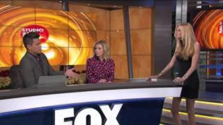 Ann Coulter discusses Donald Trump on Studio 11 LA