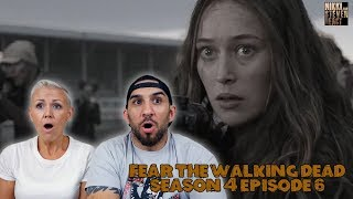Fear The Walking Dead Season 4 Episode 6 'Just in Case' REACTION!