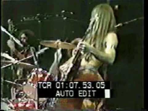 Grand Funk Railroad - Into The Sun - MSG 12/23/72 Video
