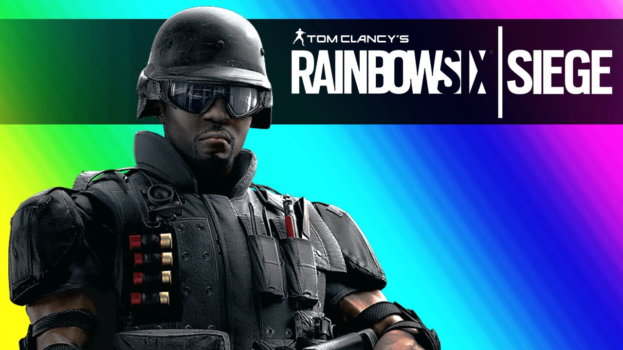 Rainbow Six Siege: Random Moments - The Chill Corner!