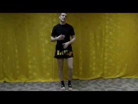 Тайский бокс для начинающих - Как увеличить скорость удара руками?