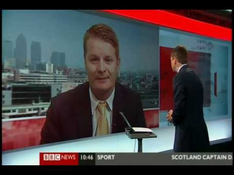 BBC News - 16th Oct 2012 - Lee Healey from IncomeMAX on inflation and its effect on benefits