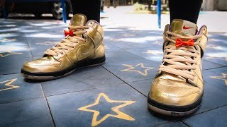 "9 CURIOSIDADES DO NIKE SB DUNK HIGH X HUMIDITY ""TRUMPET"""