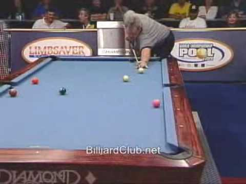 Pro Billiards - 2003 US Open 9-Ball Champ: Hall v McCready