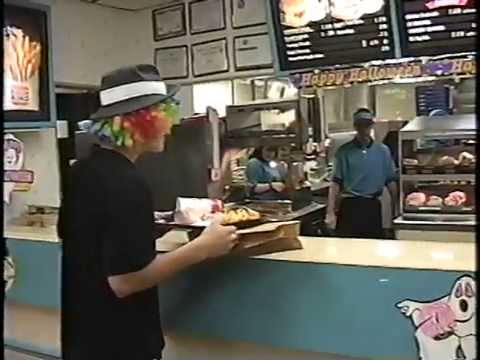 Slopo the Clown tours West Babylon - 1997