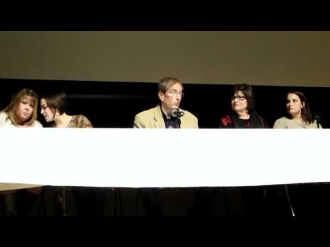 CHANNELS (2011 Edition) - Screening/Q&A With Squeaky Wheel (2011-12-11): Part 2