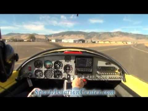 Paul Hamilton checklist, takeoff, turns, stall, landing in Zodiac 601/650 light-sport airplane