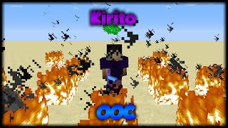 Minecraft: SAO Kirito | Only One Command