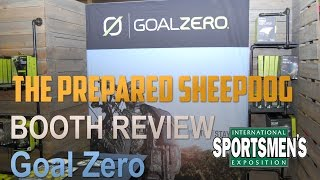 Booth Review - Goal Zero - International Sportsman