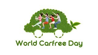 World Carfree Day: Let