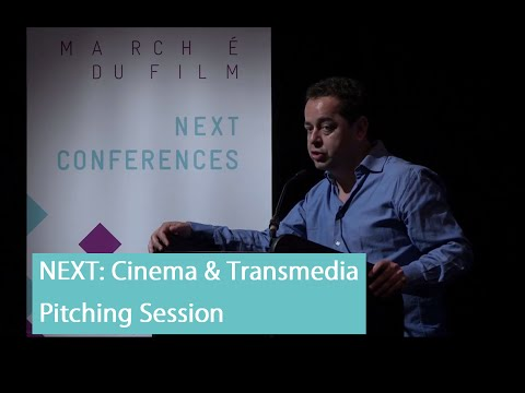 NEXT: Cinema & Transmedia Pitching Session