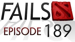 Dota 2 Fails of the Week - Ep. 189