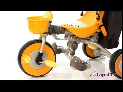 Трехколесный велосипед для детей Ides Compo 2 Айдес Компо 2
