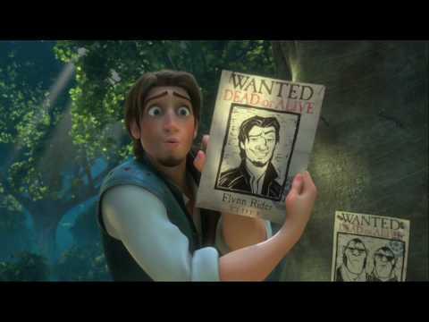 TANGLED movie trailer from Disney - On DVD & Blu-Ray