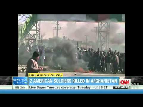 2 More US Soldiers Shot Death By ANA Soldier In Kandahar