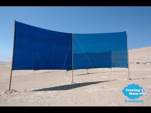 Creating Water in the Atacama Desert - Creating Water Foundation - Documentary