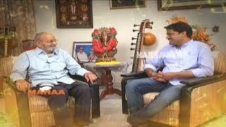Dadasaheb Phalke Award Winner K Viswanath Exclusive Interview Promo Face to Face Mahaa News