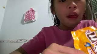 Ăn thử kẹo m&m