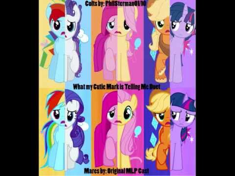 What my Cutie Mark is Telling Me Duet