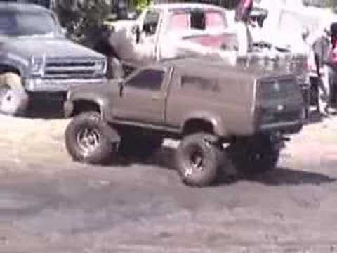 Toyota Mud Bog Video